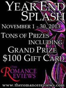 The Romance Reviews' Year-End Splash (YES!) Party in November!